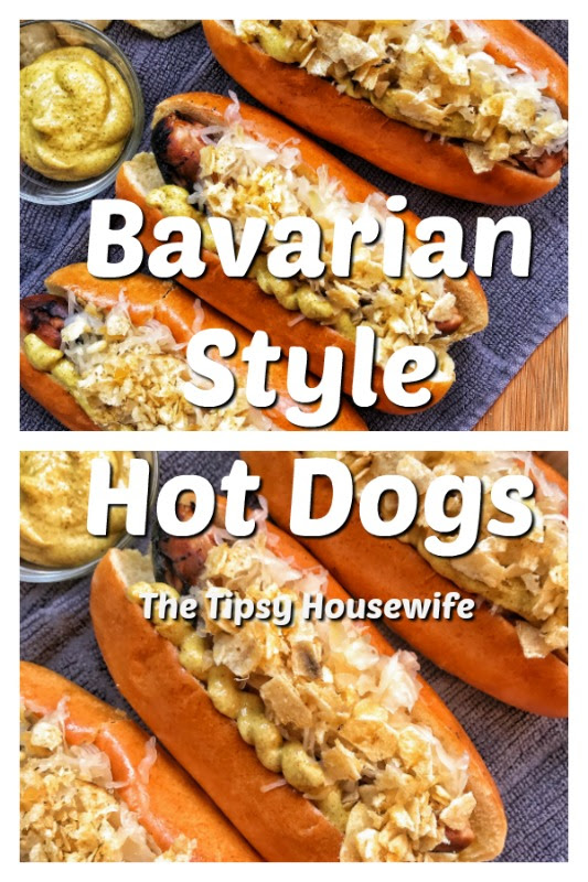 Bavarian Style Hot Dogs