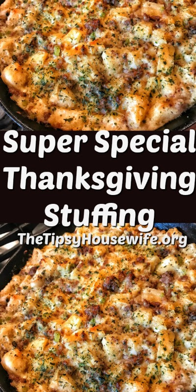 Easy Thanksgiving Stuffing
